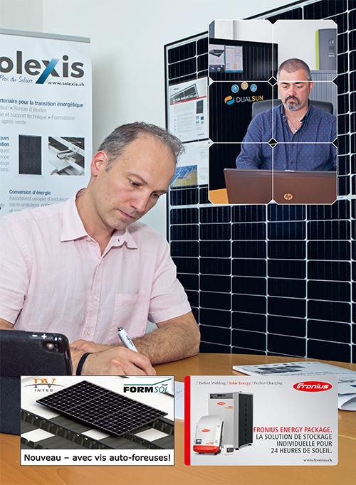 Image Plaquette Solexis, spécialiste des installations solaires photovoltaïques